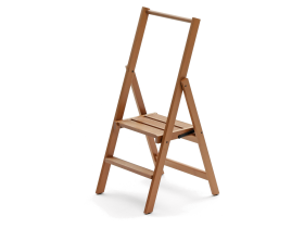 Стремянка деревянная KIMORA 2