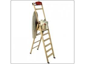 Стремянка деревянная LASCALA 6