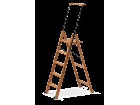 Стремянка деревянная TUSCANIA 5