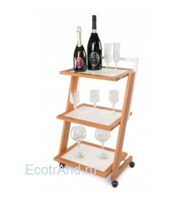 Сервировочный столик Zordan