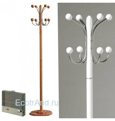 Напольная вешалка-стойка для одежды Percheros-405