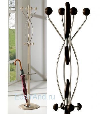 Вешалка-стойка с подставкой для зонтов Percheros-425