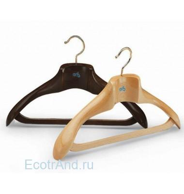 Вешалка-плечики деревянные art.126