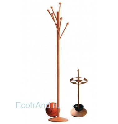 Вешалка дерево с зонтницей Tree