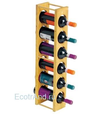 Декоративная стойка для вина Aspetta