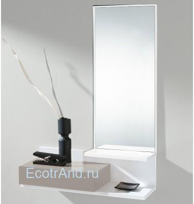 Настенное зеркало в дереве Espejos-698