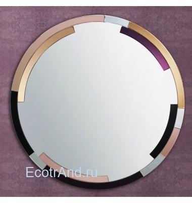 Настенное круглое зеркало Espejos-72118