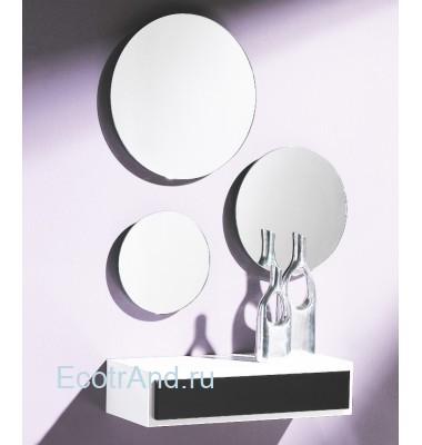 Зеркало комбинированное круглое Espejos-762