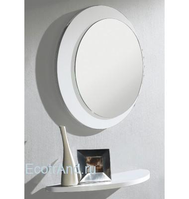 Круглое настенное зеркало Espejos-772