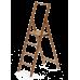 Деревянная стремянка Kimora 4 ступени