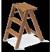 Табурет-Стремянка деревянная OSIMO