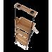 Стремянка деревянная Tuscania 5 ступеней